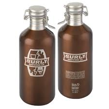 beer bottle cartoon klean kanteen co brand beer growlers and pints