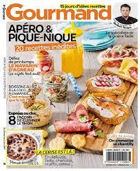 gourmand magazine cuisine gourmand n 372 du 24 mai au 6 juin 2017 telecharger des