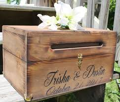 Wedding Card Advice 293 Best Rustic Wedding Card Boxes Images On Pinterest Wedding