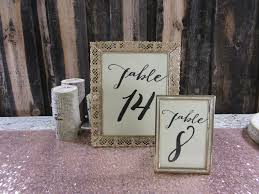 Vintage Table Number Holders Table Numbers And Place Card Holders U2013 Countrychapelweddings Com