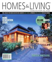 Home Design Magazine Vancouver Homes U0026 Living Magazine Vancouver Island Feb Mar 2013 Teaser By