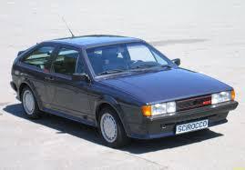 volkswagen scirocco 1989 vw scirocco gtx 16v scirocco original ig
