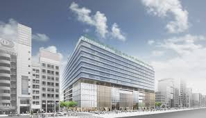 Slew Of Redevelopment Projects Give Ginza A Face Lift The Japan