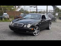 2000 mercedes coupe 2000 mercedes clk320 coupe foose wheels