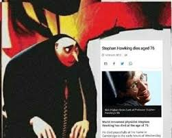 Stephen Hawking Meme - stephen hawking dies aged 76 fortnite internet meme reddit