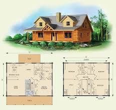 log cabins floor plans awesome two story log cabin house plans new home plans design