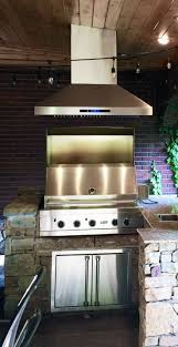 outdoor kitchen island vents navteo com the best and latest