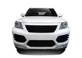 lexus lx new body aero function 112310 af 1 wide body kit gfk pur rim 16 pc fit
