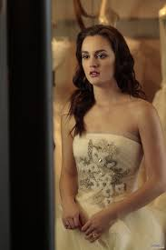 blair wedding dress blair waldorf x vera wang wedding dress fitting gossip
