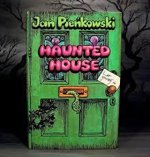 jan pienkowski haunted house children u0027s pop up book flickr