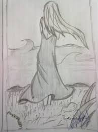 alone sad sketch depression sketch sketches pinterest