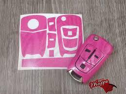 opel pink glitter vauxhall sticker decal opel astra zafira b corsa vectra