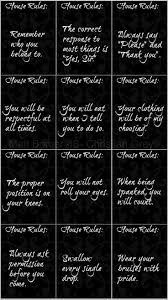 House Rules Design Expert Best 25 House Party Rules Ideas On Pinterest Party Rules