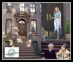 And City Carrie Bradshaw S Apartment How To Find It Free Tours By Foot