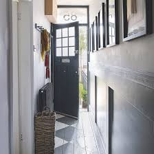 decorating with white hallways painted floors and colour
