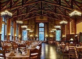 ahwahnee hotel dining room via readers favorite restaurants via magazine