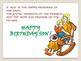 birthday wishes for son day wish for a dear son free son
