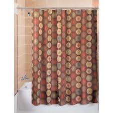 brown fabric home bed bath bath bathroom accessories bath sears rnk shops green brown toile chevron bathroom accessories set