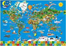 weltkarte für kinderzimmer kinderweltkarte deine bunte erde mit glitzer kinderpostershop