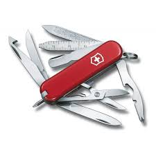 victorinox minichamp classic red swiss army knife victorinox