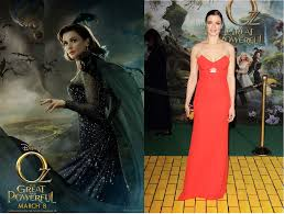 oz the great and powerful wicked witch costume the women of oz movie theater butter