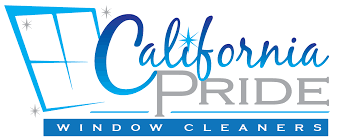 Window Cleaning California Pride Window Cleaners Logo California Pride Window