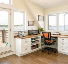 Built In Corner Desk Built In Corner Desk Ideas Photos Houzz
