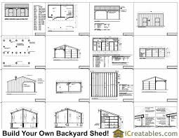 backyard horse barns 22x24 horse barn with lean to icreatables sheds