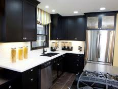 Matte Black Kitchen Cabinets Kitchen Bath Design Alert Matte Black Is Trending Hgtv