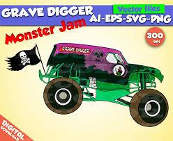 images of grave digger monster truck grave digger svg monster jam svg monster truck svg monster jam