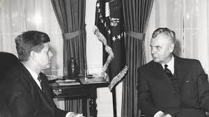 john f kennedy u0027s turbulent relationship with canada macleans ca