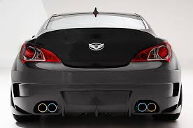 hyundai genesis with wings emblem wing emblem anyone do thiers yet page 6 hyundai genesis forum