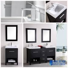 the advantages of using modern bathroom vanities in a small space