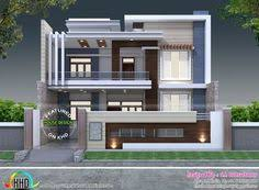 design of house the client wanted a family residence in this high profile area of