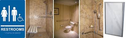 Handicapped Bathroom Design Americans With Disabilities Ada Guidelines For The Bathroom