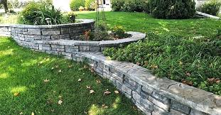 garden wall blocks how to build a retaining wall for cheap garden