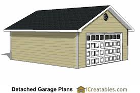 garage plans with porch 22x24 2 car 1 door detached garage plans