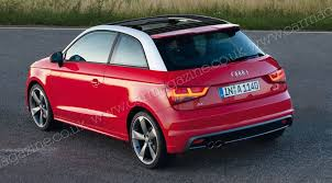 audi a1 convertible 2013 ingolstadt s fiat 500c rival by car