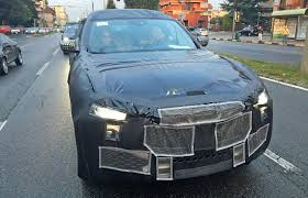 maserati truck 2014 maserati suv fast tracked alfieri and gt sports cars delayed by
