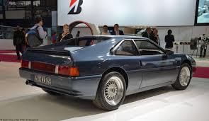 live from the paris motor show 1986 mvs venturi ran when parked