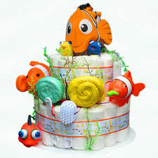 nemo baby shower how to make and functional baby shower cake baby