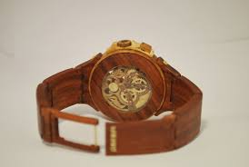 these functioning watches were carved from wood twistedsifter