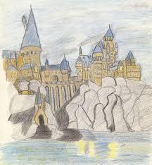 hogwarts castle by angel gui on deviantart