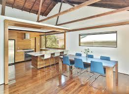 cedar frontispiece gives la bungalow a fresh look freshome com