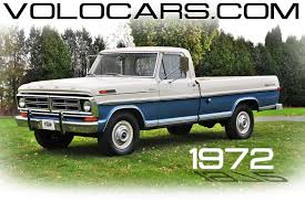 1972 ford f250 cer special 1972 ford f250 volo auto museum