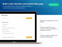 helpcenter build an attractive faqs page u2013 ecommerce plugins for