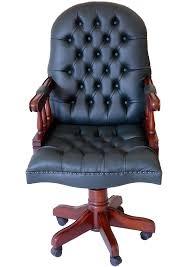bureau style victorien fauteuil de bureau anglais style victorien en acajou meuble de style
