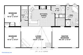 best floor plan for 4 bedroom house simple 4 bedroom house plans best of simple open ranch floor plans