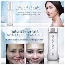 Luminesce Skin Care Review Jeuness Luminesce Flawless Skin Brightener 30ml All In Rm 167
