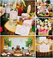 kara s ideas teddy picnic birthday planning ideas